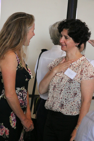 Hannah Nevins (left) and Dr. Valeria Ruoppolo, Aiuka - Brazil