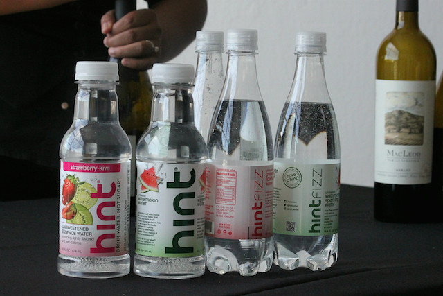 Thank you to our friends at Hint Water for your generous support.