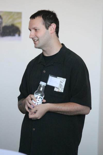 Patrick Hogan, Peninsula Humane Society