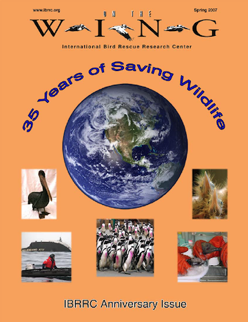 Download Spring 2007 PDF newsletter from International Bird Rescue