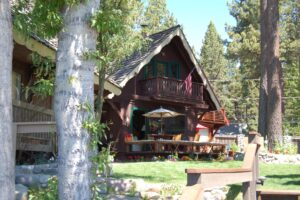 Cabin at Lake Tahoe